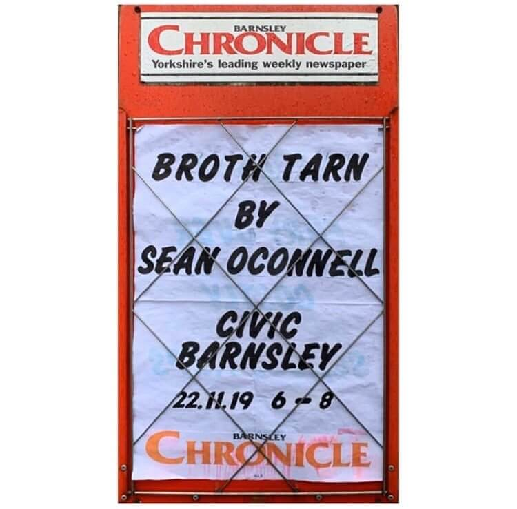 Broth Tarn exhibition