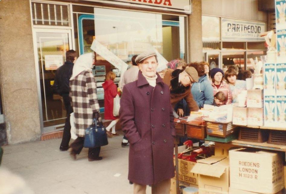 Barnsley Markets exhibition