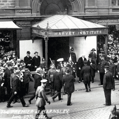 The_Harvey_Institute_1921